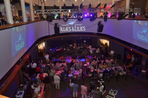 TAA Named Beneficiary of 2016 Fillies & Lilies Party