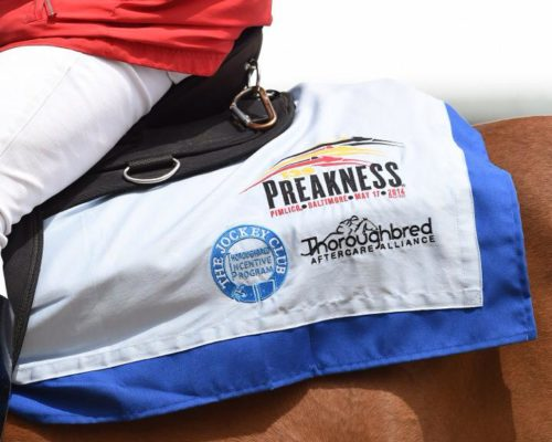 TAA Named Honorary Postmaster Preakness Week