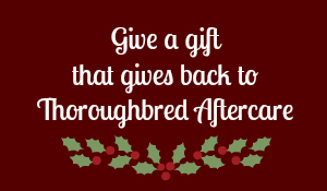 Thoroughbred Aftercare Alliance Announces Holiday Giving Campaign