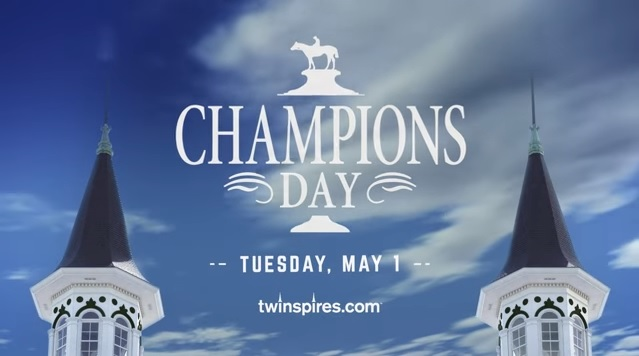 TAA To Be Part of Champions Day at Churchill Downs
