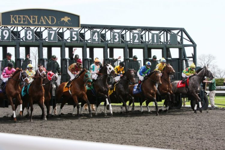 @BetKeeneland Twitter Handle Proceeds to Benefit TAA