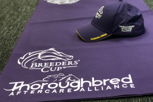 TAA at 2018 Breeders' Cup