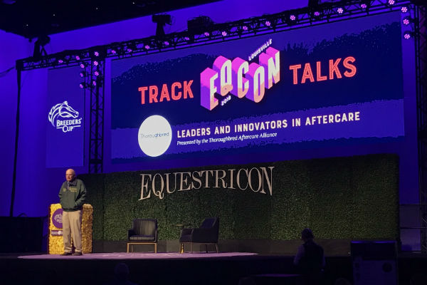 TAA Aftercare Track Talks at Equestricon 2018
