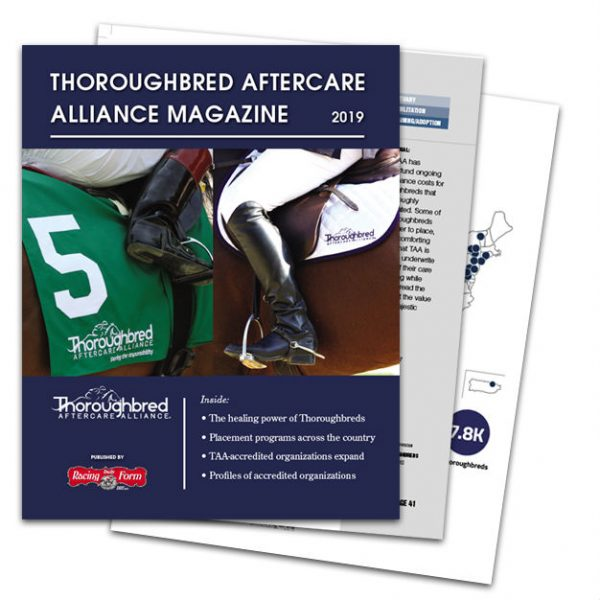 Daily Racing Form Presents the Fourth Annual TAA Magazine