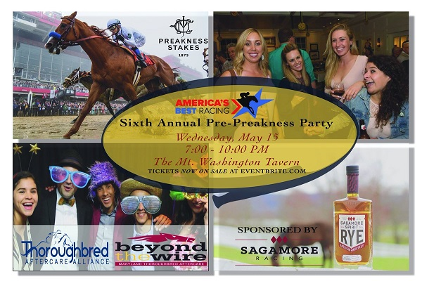 Silent Auction at ABR's Pre-Preakness Party
