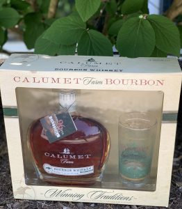 "Calumet Farm Bourbon ""Winning Traditions"""