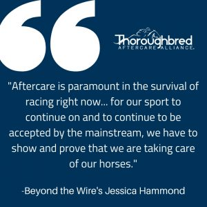 beyond the wire quote jessica hammond