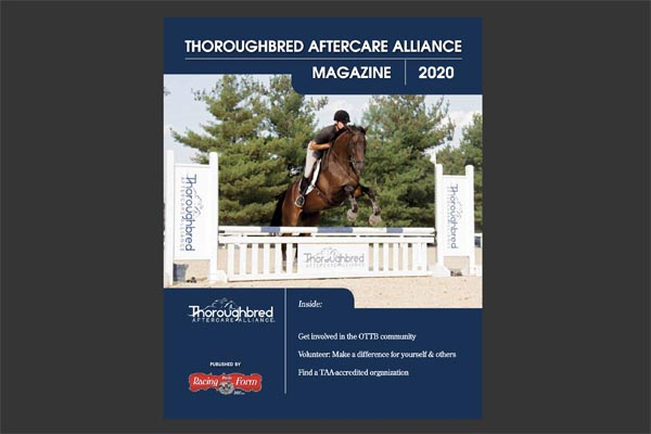 2020 TAA DRF Magazine Cover