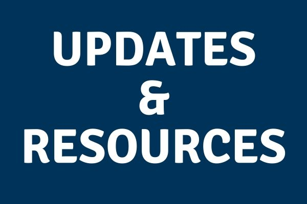 updates & resources