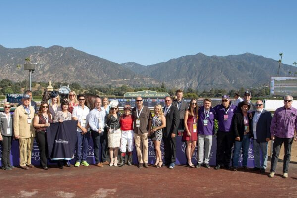 TAA Named Official Aftercare Partner of 2020 Breeders' Cup