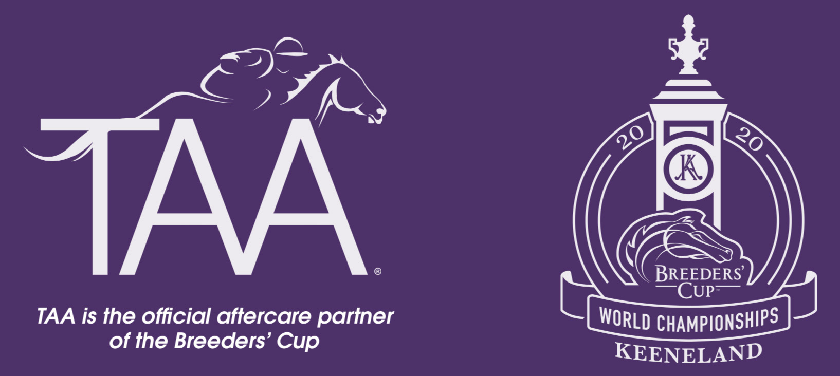 Thoroughbred Aftercare Alliance and Breeders' Cup