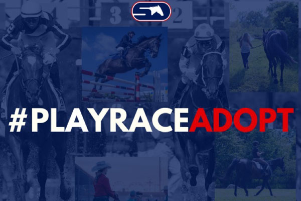 StableDuel launches #PlayRaceAdopt to raise awareness and funds for TAA, RRP