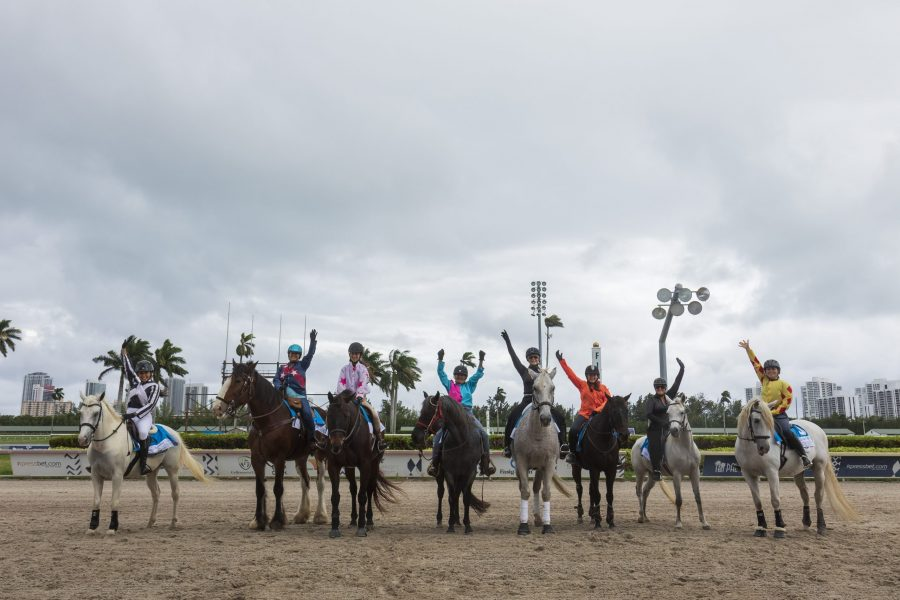 Canter for the Cause Returns to Gulfstream