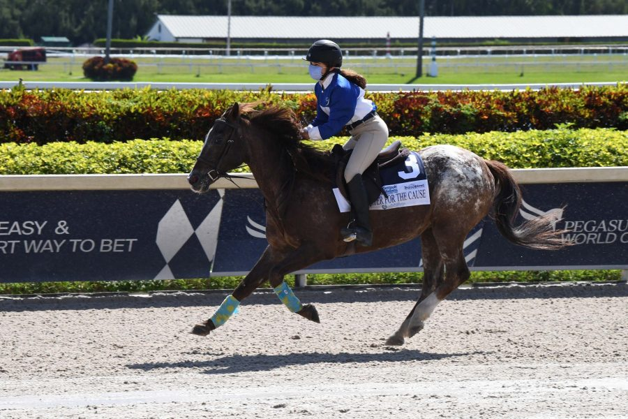 More Than 75 Participate in Canter for the Cause at Gulfstream