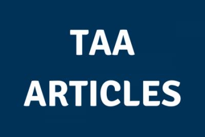 TAA Articles