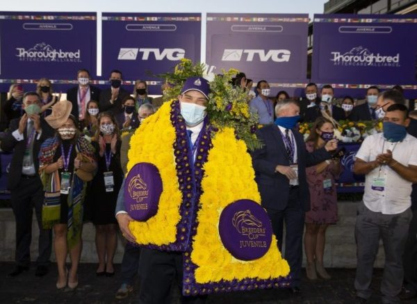 Thoroughbred Aftercare Alliance Named Official Aftercare Partner of 2021 Breeders' Cup